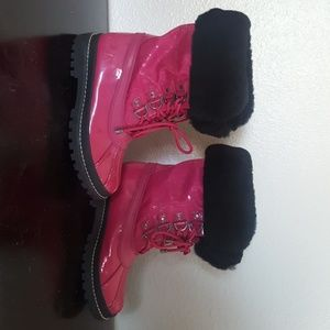 Coach Lenora winter boots